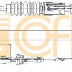 Cablu acceleratie VW TRANSPORTER / CARAVELLE Mk IV bus 2.4 D Syncro - COFLE 14.4304
