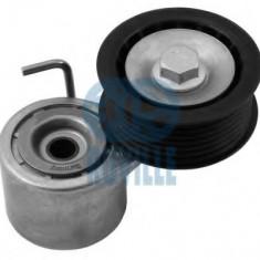 Intinzator, curea transmisie AUDI A6 3.0 TFSI quattro - RUVILLE 56371 - Placute frana Bosch