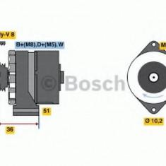 Generator / Alternator - BOSCH 0 120 484 050 - Alternator auto
