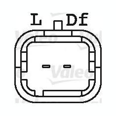Generator / Alternator DACIA SANDERO 1.6 16V Bifuel - VALEO 440036 - Alternator auto