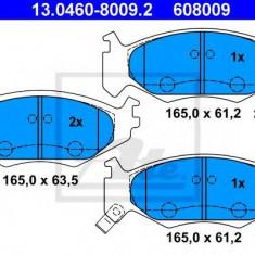 Placute frana REINZ CHRYSLER VOYAGER II 2.5 i - ATE 13.0460-8009.2