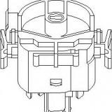 Comutator pornire OPEL ASTRA G hatchback 2.0 DI - TOPRAN 205 656 - Contact auto