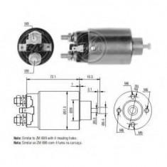 Solenoid, electromotor - ERA 227348 - Solenoid Auto