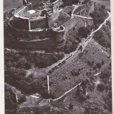 Bnk cp Deva - Cetatea - necirculata - Carte Postala Transilvania dupa 1918, Printata