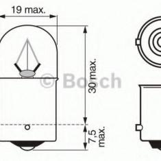 Bec incandescent - BOSCH 1 987 302 510