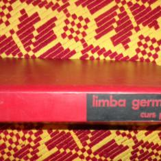 Limba germana curs practic vol.1 /501pag- J.Livescu, E.Savin, B.Abager - Curs Limba Germana