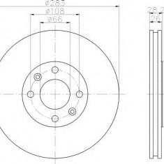 Disc frana - TEXTAR 92078700 - Discuri frana