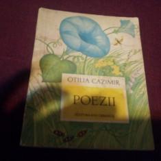 OTILIA CAZIMIR - POEZII - Carte poezie copii