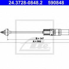 Cablu ambreiaj REINZ PEUGEOT 206+ 1.4 i - ATE 24.3728-0848.2