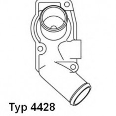 Termostat, lichid racire OPEL ASTRA G hatchback 2.0 DTI 16V - WAHLER 4428.92D - Termostat auto