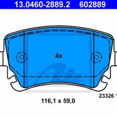 Placute frana REINZ AUDI A6 limuzina RS6 quattro - ATE 13.0460-2889.2