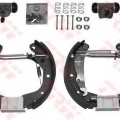 Set saboti frana OPEL ASTRA F hatchback 1.7 TDS - TRW GSK1625 - Saboti frana auto