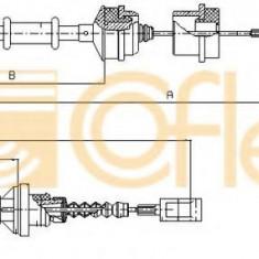 Cablu ambreiaj FIAT DUCATO bus 2.8 D - COFLE 1172.5
