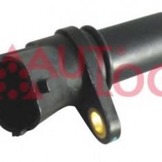 Senzor impulsuri, arbore cotit OPEL CORSA D 1.4 - AUTLOG AS4191 - Senzor arbore cotit