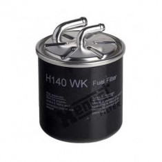 Filtru combustibil KLOKKERHOLM SMART FORFOUR 1.5 CDI - HENGST FILTER H140WK