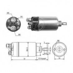 Solenoid, electromotor - ERA 227182 - Solenoid Auto