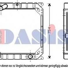 Radiator, racire motor MERCEDES-BENZ O 405 O 405 ST, O 405 N - AKS DASIS 131350N - Radiator racire KLOKKERHOLM