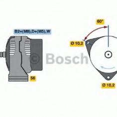 Generator / Alternator - BOSCH 0 124 615 041 - Alternator auto