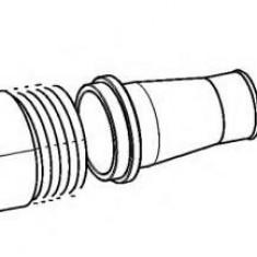 Kit conector cablaj - HELLA 9XX 340 883-001 - Instalatie electrica auto