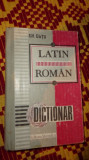 Dictionar latin-roman an 1993/470 pag- Gutu