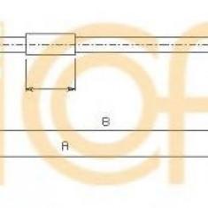 Arbore tahometru - COFLE S07016