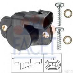 Senzor, pozitie clapeta acceleratie FIAT 500 C 0.9 - FACET 10.5096 - Senzor clapeta acceleratie