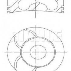 Piston RENAULT MEGANE I 1.9 dTi - MAHLE ORIGINAL 021 58 02