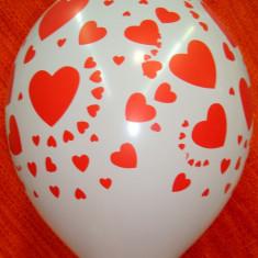Balon 25 cm Party, evenimente, Happy b-day, set 6 bc, personalizare la cerere - Baloane copii