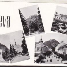 Bnk cp Deva - Vedere - necirculata, Printata