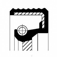 Simering, arbore cotit OPEL VIVARO platou / sasiu 2.5 DTi - CORTECO 46085512B - Simeringuri SWAG