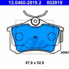 Placute frana REINZ VW SHARAN 1.9 TDI - ATE 13.0460-2819.2
