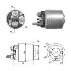 Solenoid, electromotor - ERA 227232 - Solenoid Auto