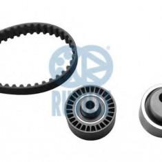 Set curea de distributie PEUGEOT 106 Van 1.5 D - RUVILLE 5660272 - Placute frana Bosch