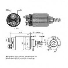 Solenoid, electromotor - ERA 227107 - Solenoid Auto