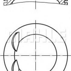 Piston OPEL FRONTERA B 2.2 i - MAHLE ORIGINAL 012 24 00