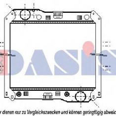 Radiator, racire motor MERCEDES-BENZ AXOR 1835 LS - AKS DASIS 131002N - Radiator racire KLOKKERHOLM