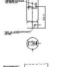 Supapa, sistem de pornire cu flacara - BERU MV116