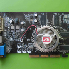 Placa Video Ati Radeon 9600 256MB 128biti AGP - ARTEFACTE - Placa video PC ATI Technologies