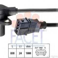 Senzor impulsuri, arbore cotit OPEL ASTRA G cupe 2.0 16V Turbo - FACET 9.0296 - Senzor arbore cotit