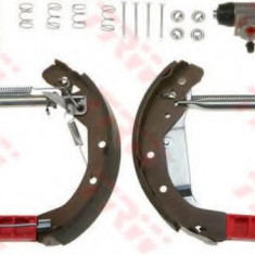 Set saboti frana OPEL ASTRA F combi 1.4 i - TRW GSK1687 - Saboti frana auto