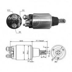 Solenoid, electromotor - ERA 227088 - Solenoid Auto