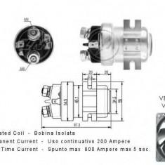 Solenoid, electromotor - ERA 227294 - Solenoid Auto