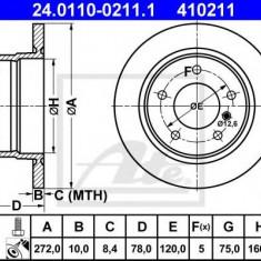 Disc frana BMW 3 Compact 316 i - ATE 24.0110-0211.1 - Discuri frana REINZ