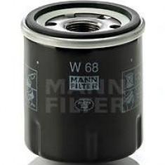 Filtru ulei RENAULT CLIO  1.2 - MANN-FILTER W 68