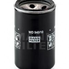 Filtru, sistem hidraulic primar - MANN-FILTER WD 940/10