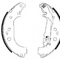 Set saboti frana FIAT DOBLO caroserie inchisa/combi 1.6 D Multijet - HELLA 8DB 355 002-781 - Saboti frana auto ATE