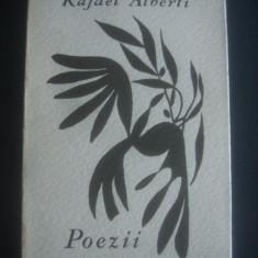 RAFAEL ALBERTI - POEZII