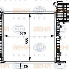 Radiator, racire motor MERCEDES-BENZ V-CLASS V 280 - HELLA 8MK 376 722-031