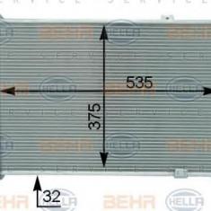 Radiator, racire motor OPEL ASTRA F hatchback 1.7 D - HELLA 8MK 376 716-091 - Radiator racire LuK