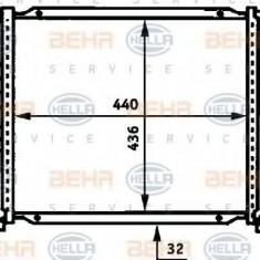 Radiator, racire motor BMW 3 limuzina 320 i - HELLA 8MK 376 713-271 - Radiator racire LuK